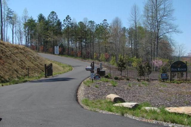 Lot 35 Carolina Fox Circle, MURPHY, NC 28906 (MLS #129035) :: Old Town Brokers