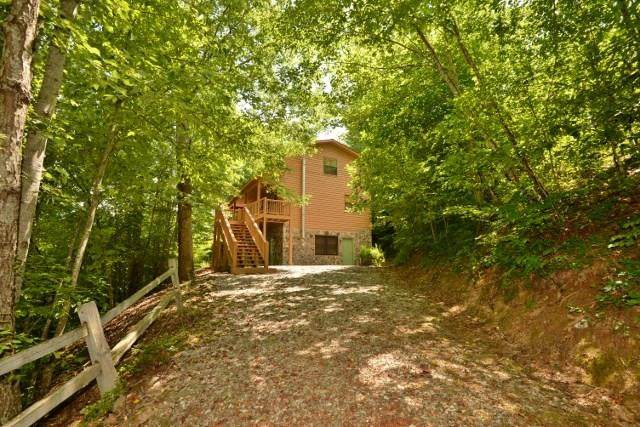 603 Wilderness Lake Circle, MURPHY, NC 28906 (MLS #132225) :: Old Town Brokers