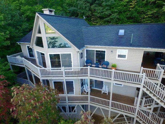 1630 Lakeshore Drive, NANTAHALA, NC 28781 (MLS #134091) :: Old Town Brokers