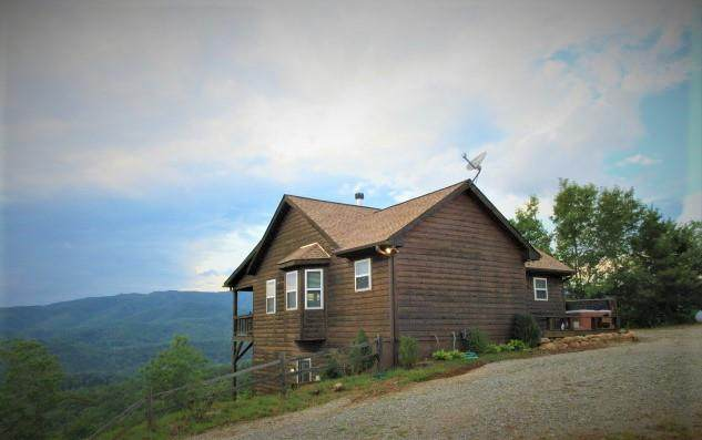 397 Graybeard Mtn. Trail, MARBLE, NC 28905 (MLS #134997) :: Old Town Brokers