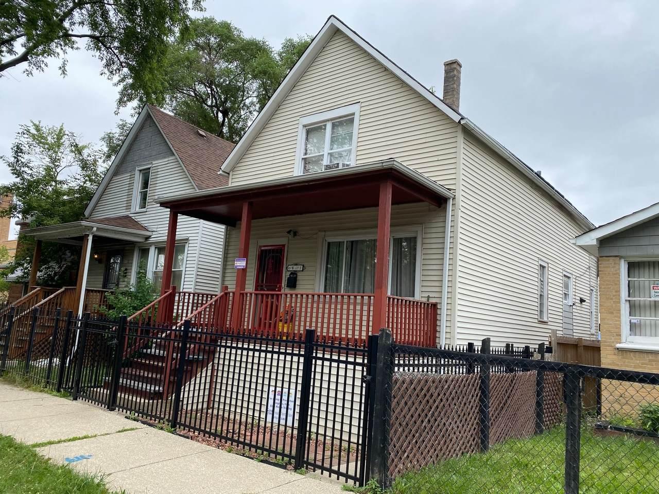 6611 Hoyne Avenue - Photo 1