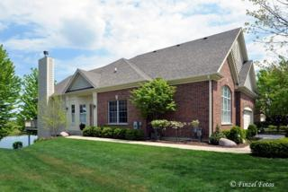 4350 Coyote Lakes Circle #4350, Lake In The Hills, IL 60156 (MLS #09628311) :: Lewke Partners