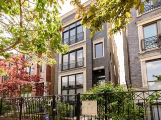1829 W Iowa Street #3, Chicago, IL 60622 (MLS #09635418) :: Property Consultants Realty
