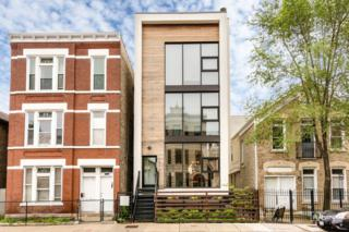 1819 W Augusta Boulevard #1, Chicago, IL 60622 (MLS #09636703) :: Property Consultants Realty