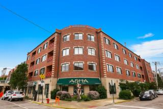 2007 W Churchill Street #306, Chicago, IL 60647 (MLS #09636898) :: Property Consultants Realty