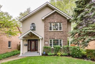 9120 Linder Avenue, Morton Grove, IL 60053 (MLS #09640158) :: Property Consultants Realty