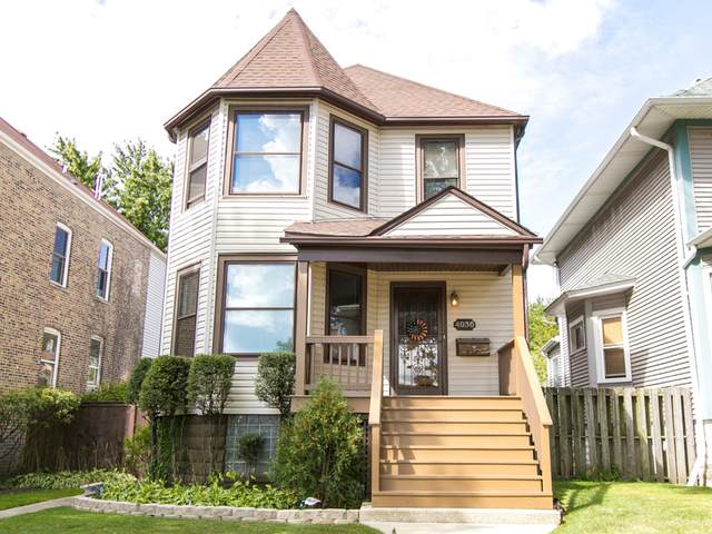 4030 N Ridgeway Avenue, Chicago, IL 60618 (MLS #09839085) :: Lewke Partners
