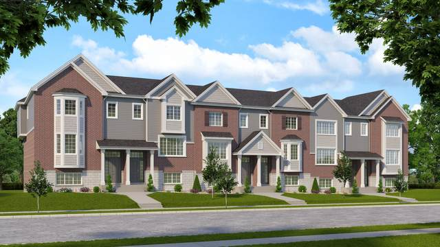 408 N Cass Avenue #3, Westmont, IL 60559 (MLS #10575663) :: John Lyons Real Estate