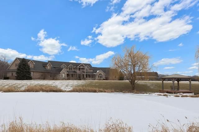 3005 E Spring Road, Mazon, IL 60444 (MLS #10639765) :: Ryan Dallas Real Estate