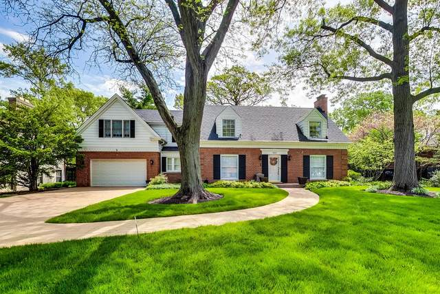 501 S Stratford Avenue, Elmhurst, IL 60126 (MLS #10641525) :: The Dena Furlow Team - Keller Williams Realty