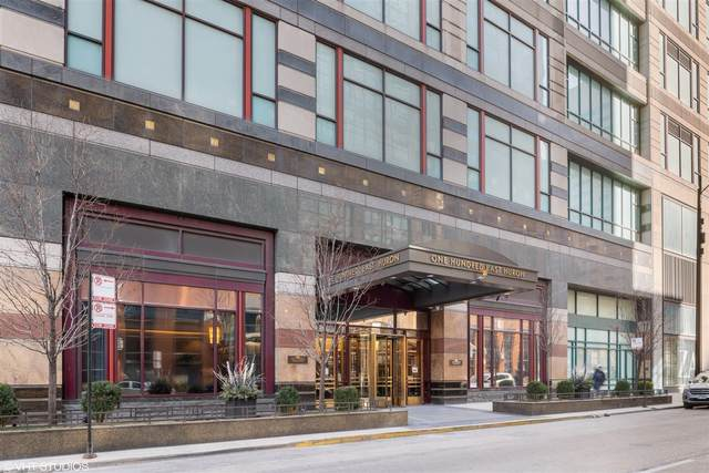 100 E Huron Street #3201, Chicago, IL 60611 (MLS #10646204) :: The Wexler Group at Keller Williams Preferred Realty