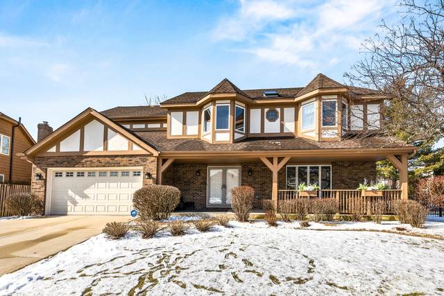 1756 Lucky Debonair Court, Wheaton, IL 60189 (MLS #10661324) :: Littlefield Group