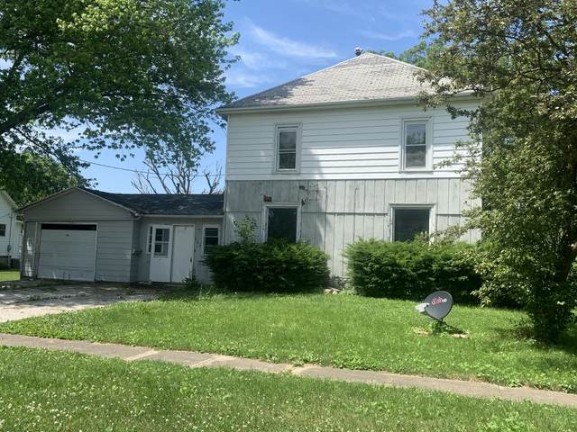 306 Adda Street, Roberts, IL 60962 (MLS #10662531) :: The Dena Furlow Team - Keller Williams Realty