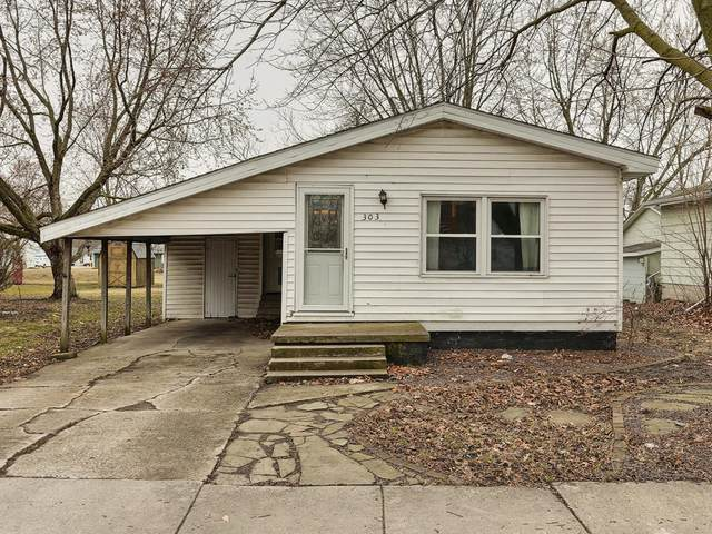 303 E 8th Street, Gibson City, IL 60936 (MLS #10667214) :: Suburban Life Realty