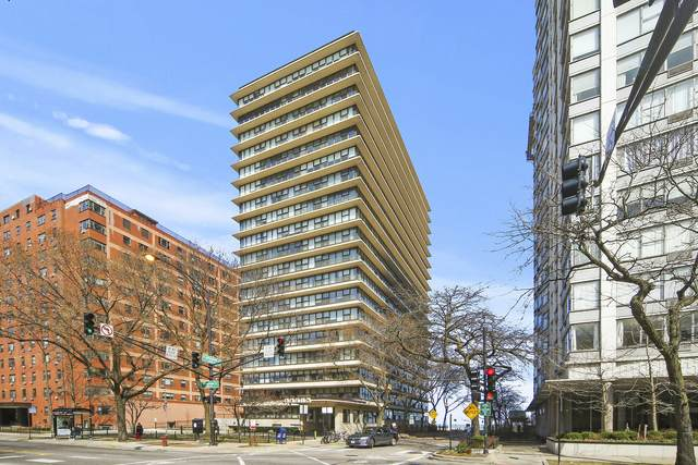 5801 N Sheridan Road 16B, Chicago, IL 60660 (MLS #10683456) :: The Wexler Group at Keller Williams Preferred Realty
