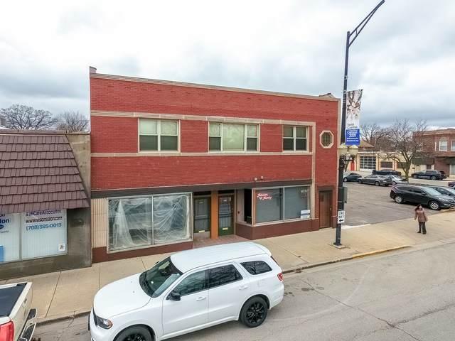 12810 Western Avenue, Blue Island, IL 60406 (MLS #10696712) :: Helen Oliveri Real Estate