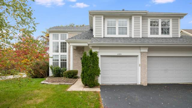 2390 Legends Court, Riverwoods, IL 60015 (MLS #10697212) :: Janet Jurich