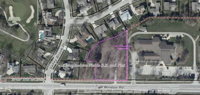 3202 Windsor Road, Champaign, IL 61822 (MLS #10711872) :: The Wexler Group at Keller Williams Preferred Realty