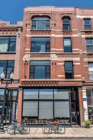 1373 N Milwaukee Avenue #1, Chicago, IL 60622 (MLS #10714253) :: The Perotti Group