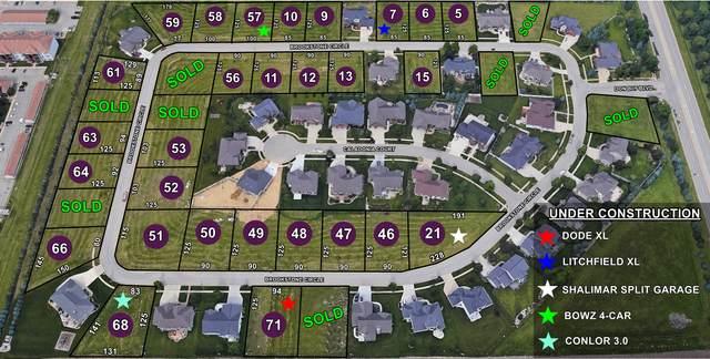 Lot 58 Brookstone Circle, Bloomington, IL 61704 (MLS #10726431) :: The Spaniak Team
