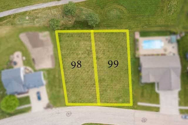 250 Par Five Drive, Dekalb, IL 60115 (MLS #10731611) :: John Lyons Real Estate