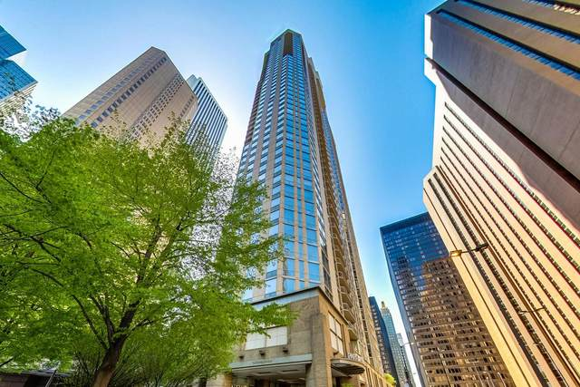 222 N Columbus Drive #4801, Chicago, IL 60601 (MLS #10756816) :: John Lyons Real Estate