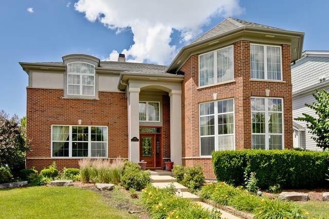 1540 N Oakmont Drive, Vernon Hills, IL 60061 (MLS #10759740) :: John Lyons Real Estate