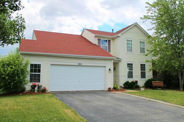 684 Thompson Avenue, North Aurora, IL 60542 (MLS #10762497) :: John Lyons Real Estate