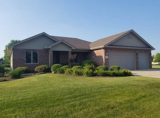 21160 S Wooded Cove Drive, Elwood, IL 60421 (MLS #10769662) :: Schoon Family Group