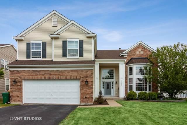 302 Austin Drive, Shorewood, IL 60404 (MLS #10770518) :: John Lyons Real Estate