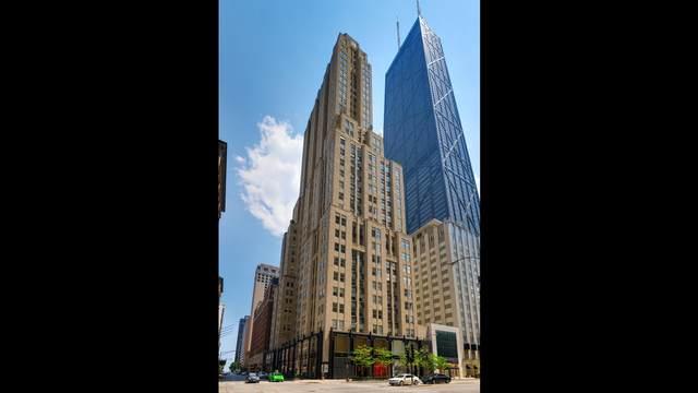 159 E Walton Place 31A, Chicago, IL 60611 (MLS #10776047) :: Ryan Dallas Real Estate