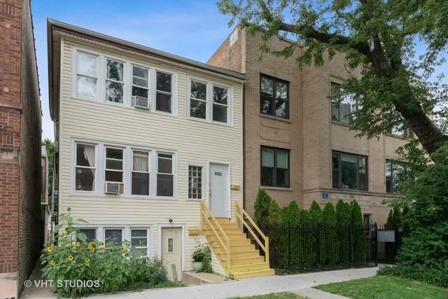 4202 N Sacramento Avenue, Chicago, IL 60618 (MLS #10778880) :: Helen Oliveri Real Estate
