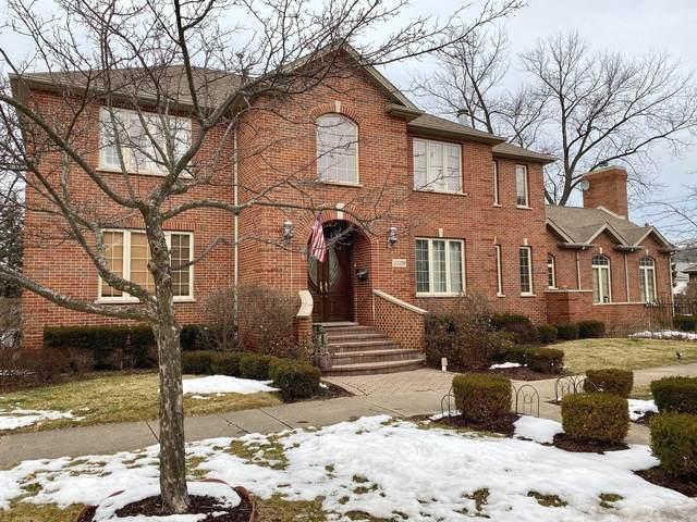 1128 Stewart Avenue, Park Ridge, IL 60068 (MLS #10789138) :: The Wexler Group at Keller Williams Preferred Realty