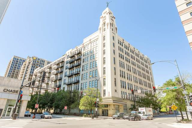 758 N Larrabee Street #506, Chicago, IL 60654 (MLS #10792034) :: Littlefield Group