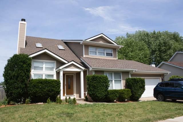 923 Oak Ridge Drive, Streamwood, IL 60107 (MLS #10793420) :: The Dena Furlow Team - Keller Williams Realty