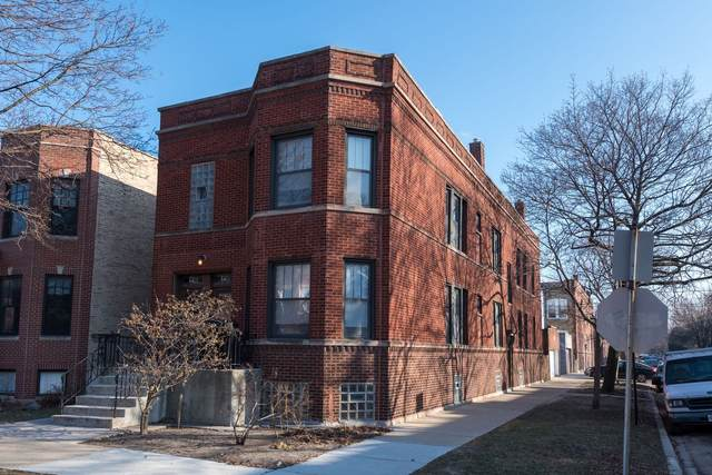 3501 N Bell Avenue, Chicago, IL 60618 (MLS #10797475) :: The Dena Furlow Team - Keller Williams Realty