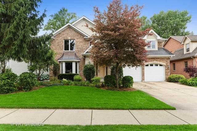 1232 N Illinois Avenue, Arlington Heights, IL 60004 (MLS #10797825) :: Helen Oliveri Real Estate