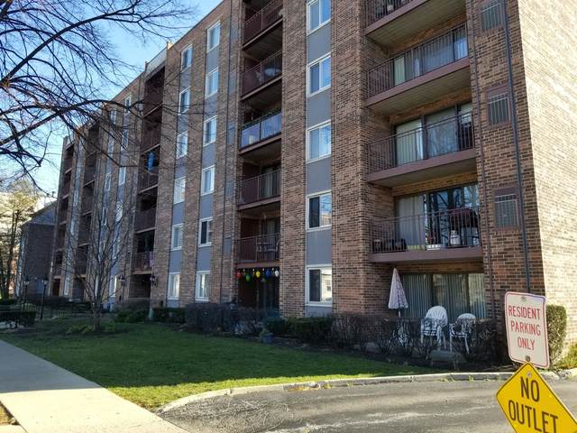 825 Pearson Street 6B, Des Plaines, IL 60016 (MLS #10802039) :: Property Consultants Realty