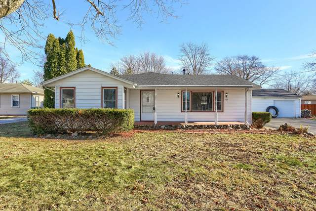 904 Walnut Street, Mahomet, IL 61853 (MLS #10805376) :: The Dena Furlow Team - Keller Williams Realty