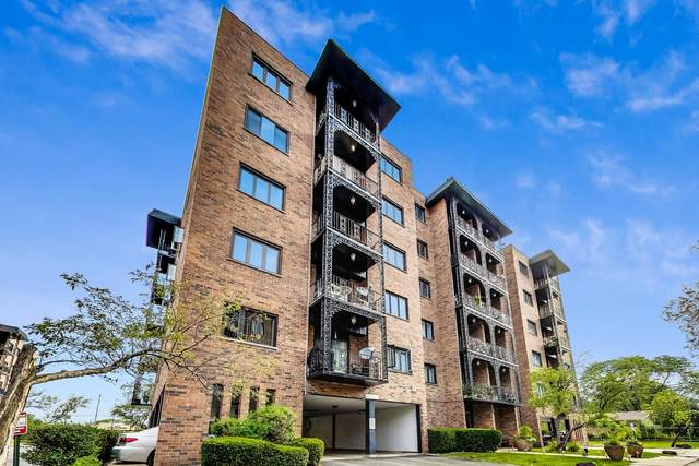 9332 Landings Lane #407, Des Plaines, IL 60016 (MLS #10807009) :: Helen Oliveri Real Estate
