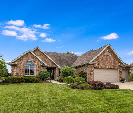 21442 S Redwood Lane, Shorewood, IL 60404 (MLS #10809607) :: John Lyons Real Estate
