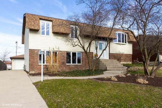 8164 W Evergreen Drive, Frankfort, IL 60423 (MLS #10810500) :: John Lyons Real Estate