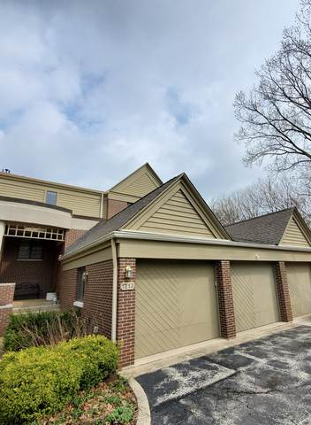 1213 Hawthorne Court #1213, Hinsdale, IL 60521 (MLS #10810816) :: The Wexler Group at Keller Williams Preferred Realty
