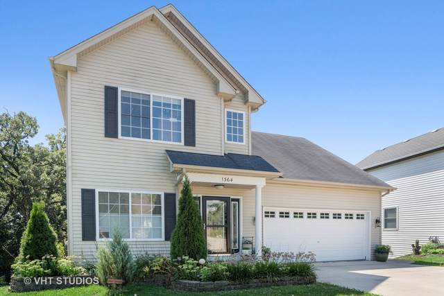 1364 Longford Circle, Elgin, IL 60120 (MLS #10811801) :: John Lyons Real Estate