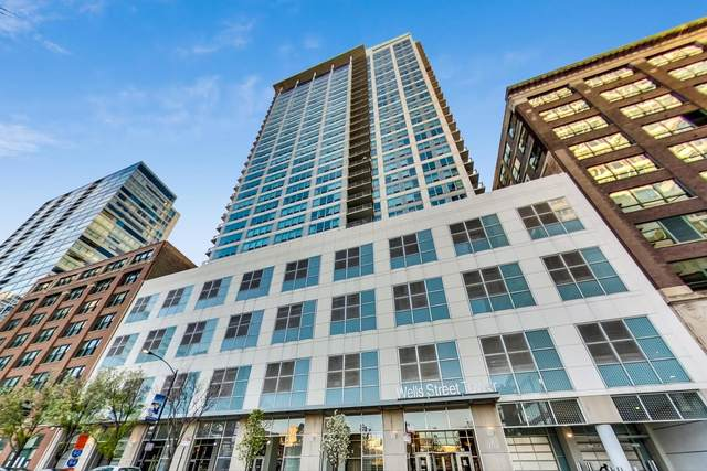 701 S Wells Street #3003, Chicago, IL 60607 (MLS #10814700) :: The Wexler Group at Keller Williams Preferred Realty