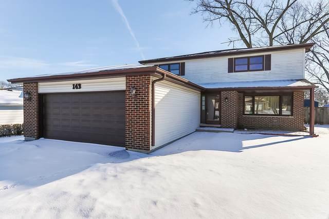 143 Schreiber Avenue, Roselle, IL 60172 (MLS #10815788) :: Helen Oliveri Real Estate