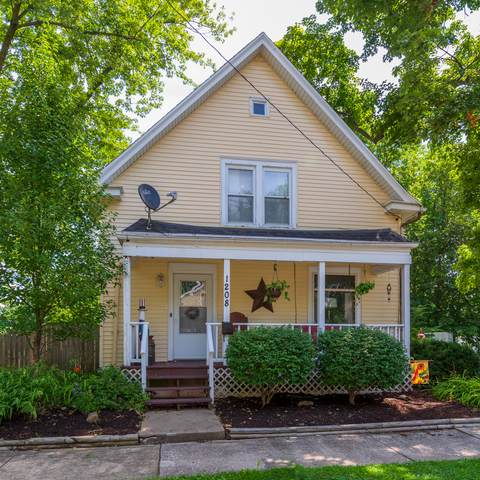 1208 Wright Street, Bloomington, IL 61701 (MLS #10815821) :: Littlefield Group