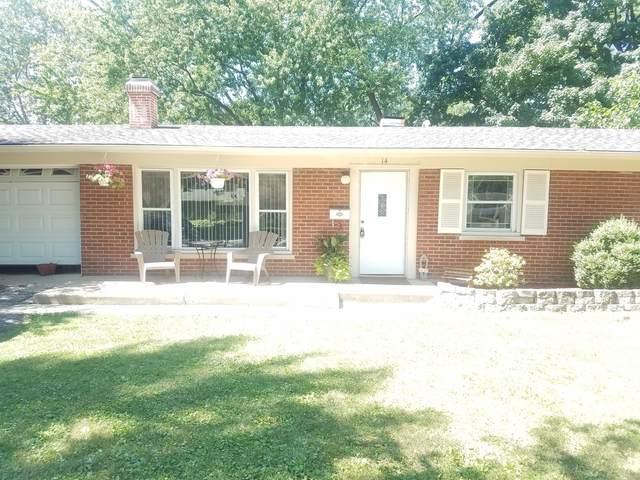 14 Greenbriar Road, Montgomery, IL 60538 (MLS #10815960) :: Janet Jurich