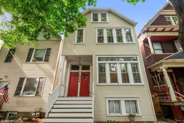 1904 W School Street, Chicago, IL 60657 (MLS #10821951) :: The Wexler Group at Keller Williams Preferred Realty
