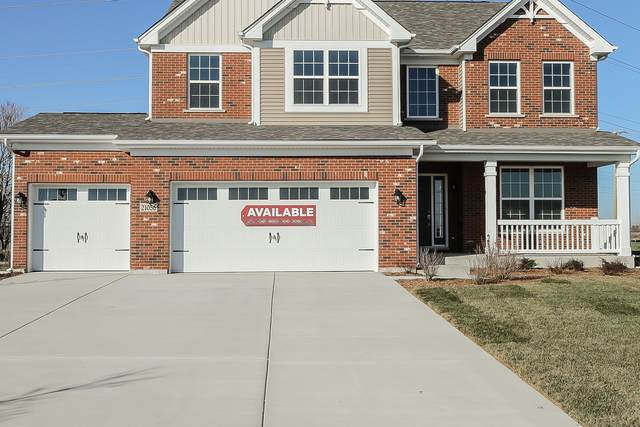 21056 Coventry Lot #36 Circle, Shorewood, IL 60404 (MLS #10828811) :: The Spaniak Team